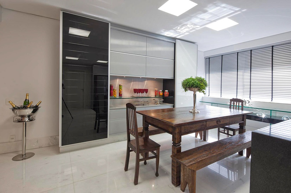 Cozinhas Planejadas O máximo de aproveitamento do seu espaço!  Blog da Cook -> Banheiros Planejados Sca