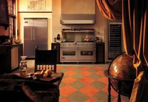 Cozinha Viking Range 4