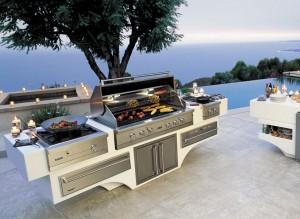 Cozinha Viking Range 3