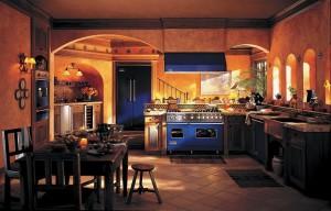 Cozinha Viking Range 2