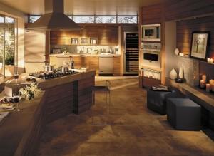 Cozinha Viking Range 1