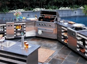 Cozinha Viking Range 5